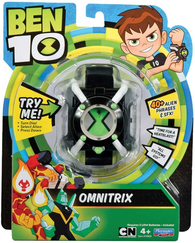 Wholesalers of Ben 10 Basic Omnitrix Eng Ic toys