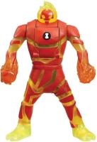 Wholesalers of Ben 10 Ben To Alien Transforming Figure - Ben-to-heatblast toys image 2