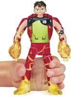 Wholesalers of Ben 10 Ben To Alien Transforming Figure - Ben-to-heatblast toys image 4