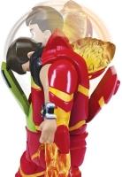 Wholesalers of Ben 10 Ben To Alien Transforming Figure - Ben-to-heatblast toys image 5
