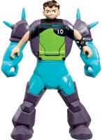 Wholesalers of Ben 10 Ben To Alien Transforming Figure - Ben-to-shock Rock toys image 2