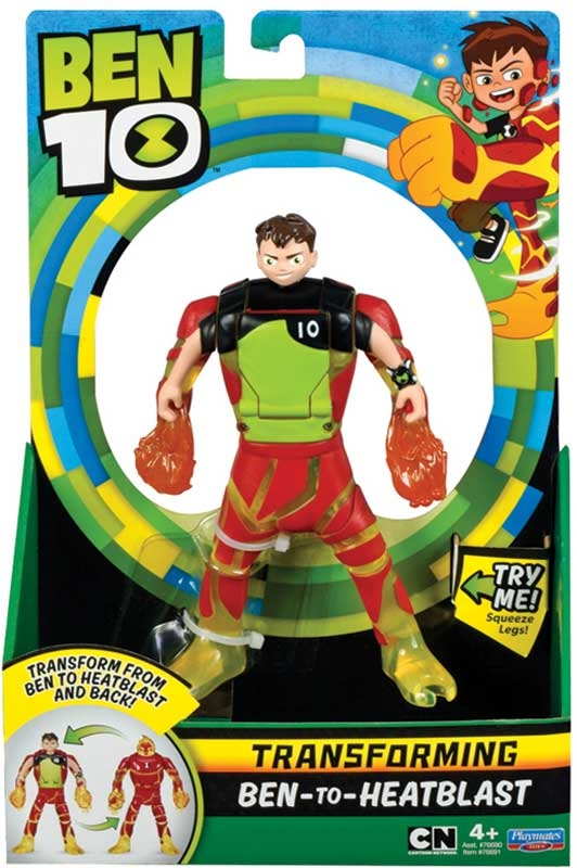 Wholesalers of Ben 10 Ben To Alien Transforming Figure Asst Wave 1 toys