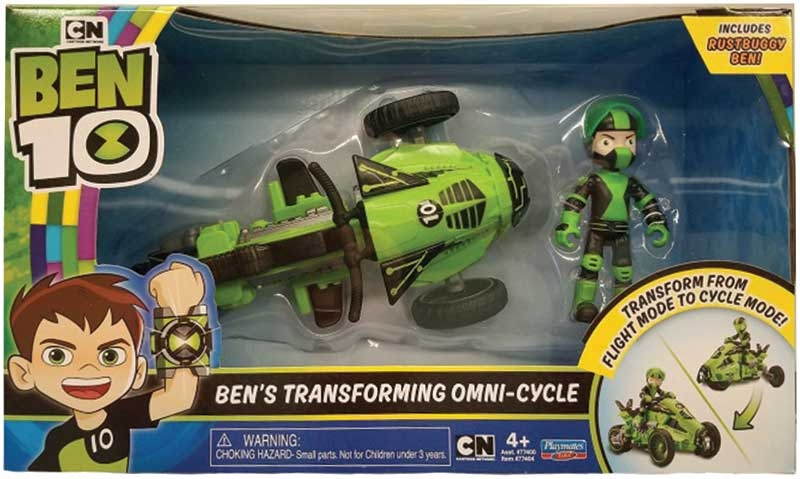 Wholesalers of Ben 10 Bens Rustbuggy Vehicle toys