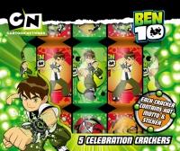 Wholesalers of Ben 10 Celebration Crackers toys image