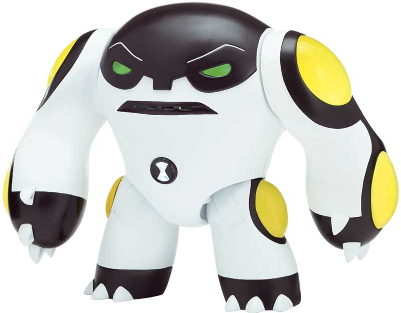 Wholesalers of Ben 10 Deluxe Power Up Figures - Cannon Bolt toys