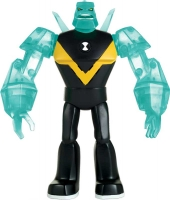 Wholesalers of Ben 10 Deluxe Power Up Figures - Diamondhead toys image 2