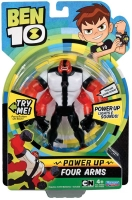 Wholesalers of Ben 10 Deluxe Power Up Figures Asst Wave 1 toys image