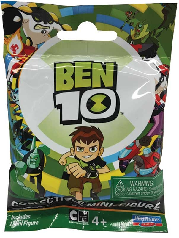Wholesalers of Ben 10 Mini Figures In Foil Bag toys