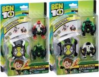 Wholesalers of Ben 10 Omni Launch Battle Figures Asst toys image