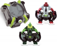 Wholesalers of Ben 10 Omni Launcher & Battle Figures - Fourarms & Wildvine toys image 2