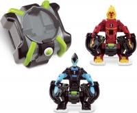 Wholesalers of Ben 10 Omni Launcher & Battle Figures - Heatblast & Xlr8 toys image 2