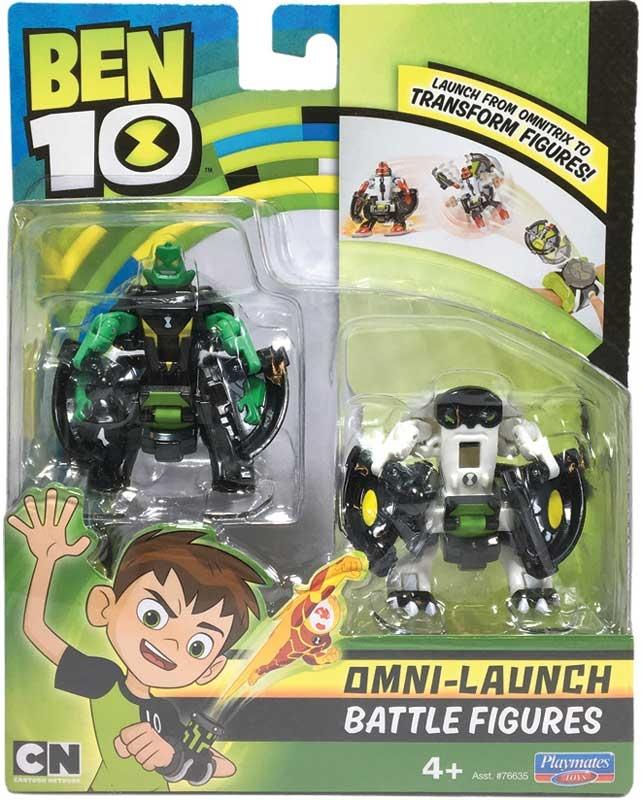 Wholesalers of Ben 10 Omni Launcher Battle Figures Refill - Diamondhead & C toys