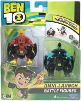 Wholesalers of Ben 10 Omni Launcher Battle Figures Refill - Heatblast & Xlr toys image