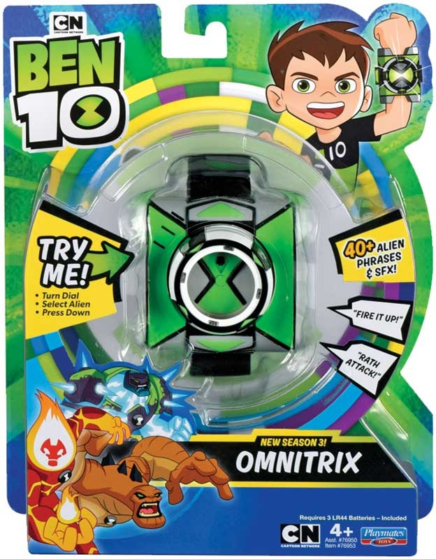 Wholesalers of Ben 10 Omnitrix Refresh Eng Ic toys