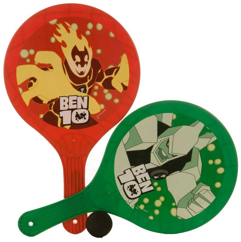 Wholesalers of Ben 10 Paddle Bats toys