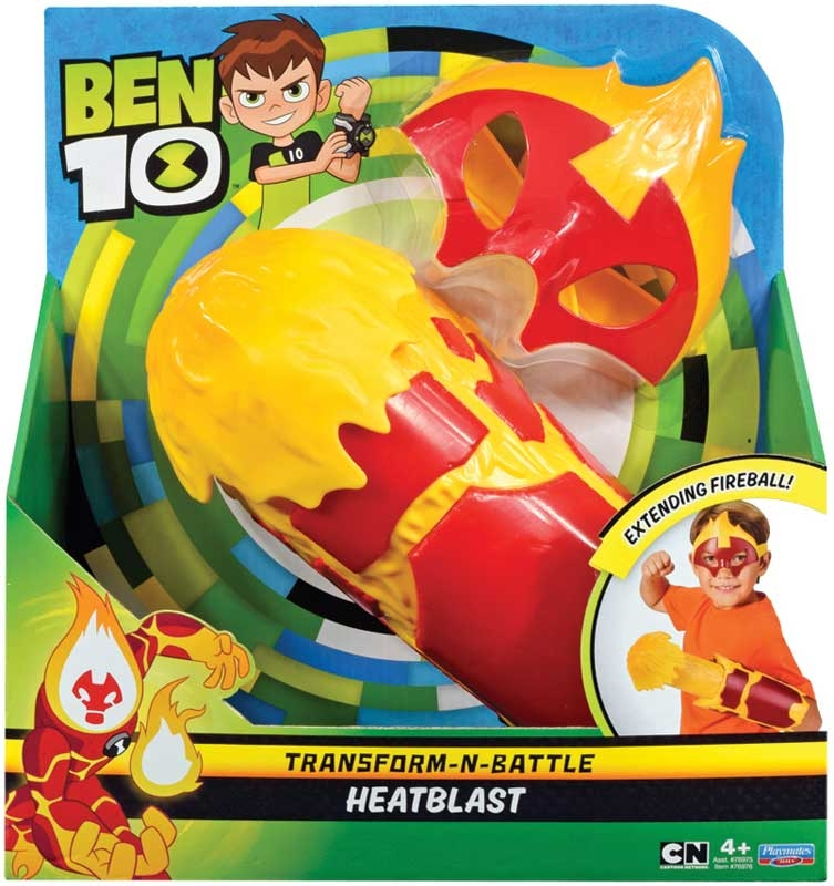 Wholesalers of Ben 10 Role Play - Heatblast toys