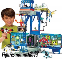 Wholesalers of Ben 10 Rust Bucket Playset toys image 5