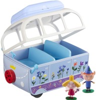 Wholesalers of Ben And Holly Big Meadow Campervan toys image 3