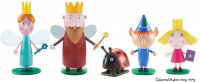 Wholesalers of Ben And Holly Collectables 5-figure Pack toys image 2