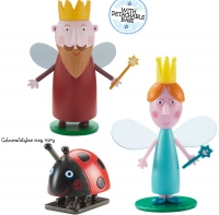 Wholesalers of Ben And Holly Collectables 5-figure Pack toys image 3