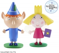 Wholesalers of Ben And Holly Collectables 5-figure Pack toys image 4