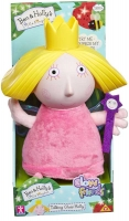 Wholesalers of Ben And Holly Glow Friends Talking Glow Holly toys image