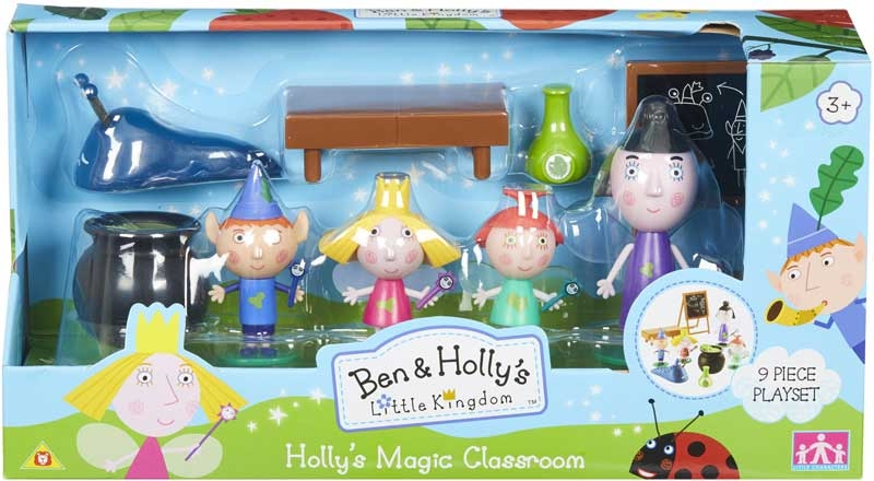 Wholesalers of Ben And Holly Hollys Magic Classroom toys