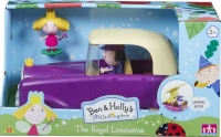 Wholesalers of Ben And Holly The Royal Limousine toys image