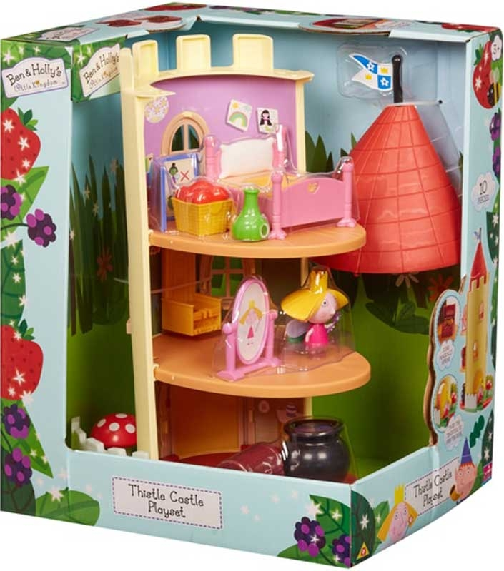 Wholesalers of Ben And Holly Thistle Castle Playset toys