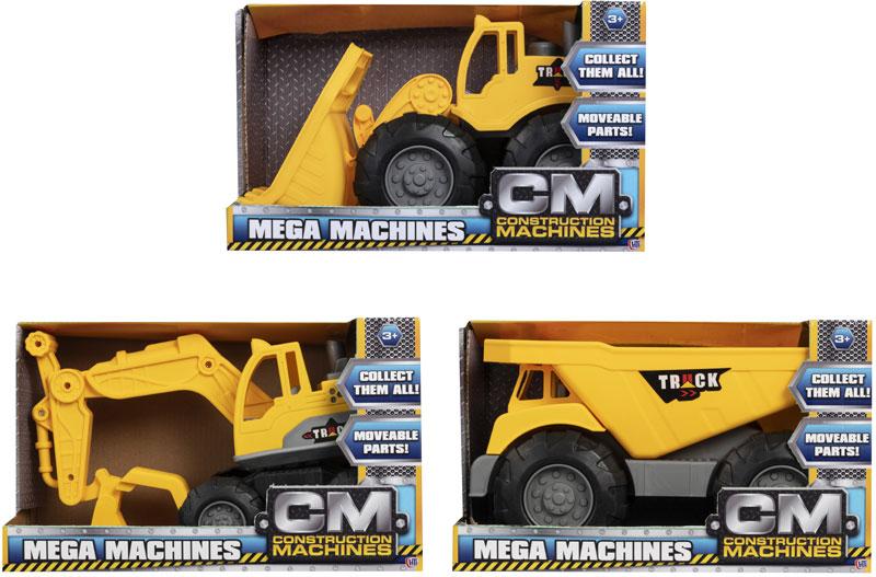 Wholesalers of Big Builders toys