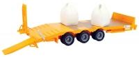 Wholesalers of Big Farm Kane Low Loader Trailer toys image