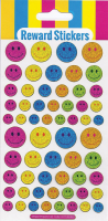 Wholesalers of Big Smiles Sparkle Stickers toys image