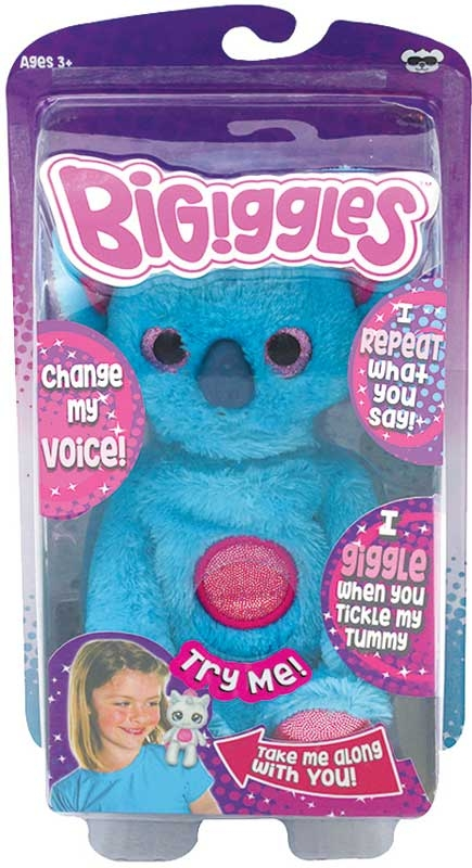 Wholesalers of Bigiggles - Koala toys