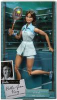 Wholesalers of Billie Jean King Barbie Inspiring Women Doll toys image