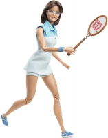 Wholesalers of Billie Jean King Barbie Inspiring Women Doll toys image 3