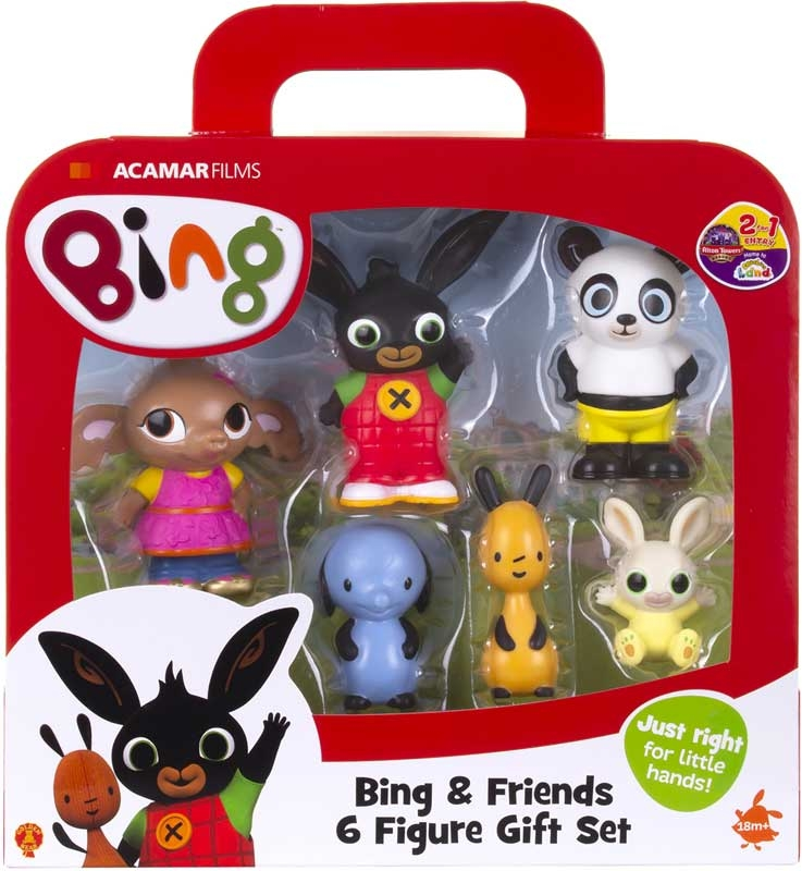 Wholesalers of Bing And Friends 6 Figure Set toys