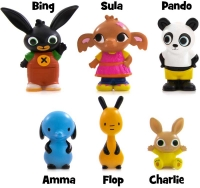 Wholesalers of Bing And Friends 6 Figure Set toys image 2