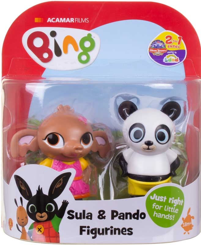 Wholesalers of Bing And Friends Figure Twin Pack Asst toys