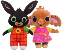 Wholesalers of Bing And Sula Soft Toys Asst toys image