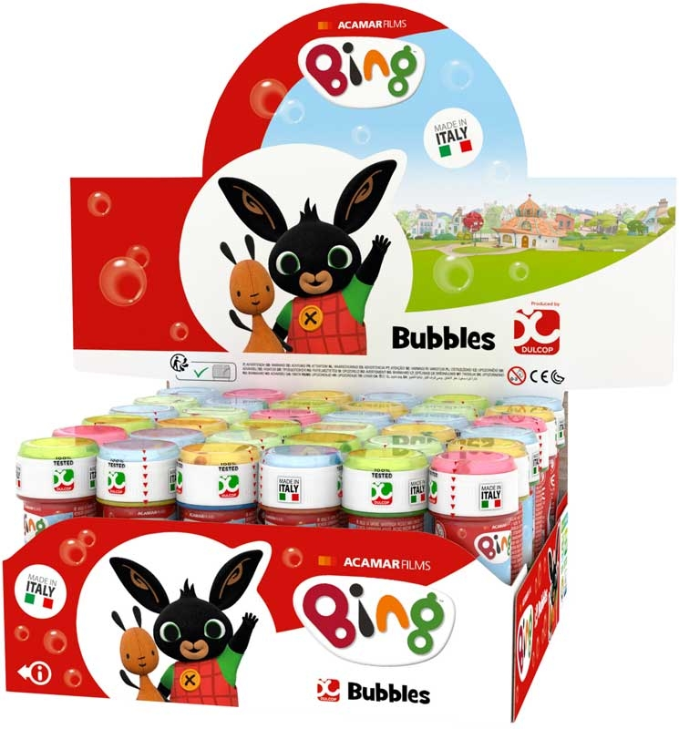 Wholesalers of Bing Bubble Tubs toys