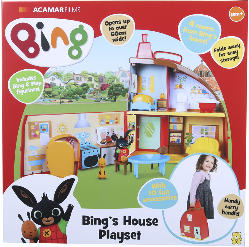 Wholesalers of Bing House Playset toys