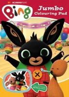 Wholesalers of Bing Jumbo Colouring Pad toys image
