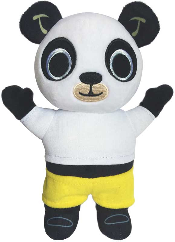 Wholesalers of Bing Pando Soft Toy toys