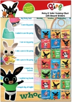Wholesalers of Bing Potty Training Reward Chart toys image
