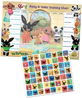 Wholesalers of Bing Potty Training Reward Chart toys image 2