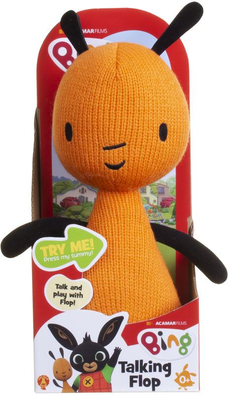 Wholesalers of Bing Talking Flop Soft Toy toys
