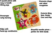 Wholesalers of Bing Wooden Pick And Place Puzzle toys image 3