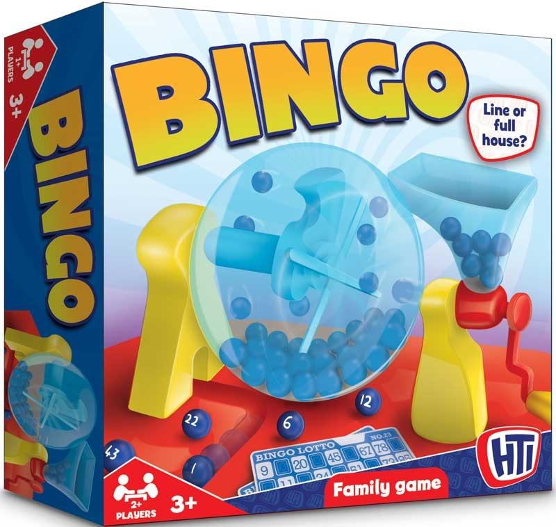 Wholesalers of Bingo toys