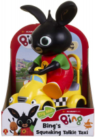 Wholesalers of Bings Squeaking Talkie Taxi toys image