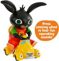 Wholesalers of Bings Squeaking Talkie Taxi toys image 3